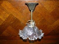 Rarität Original Jugendstil Lampe Deckenlampe Original Jugendstillampe ca. 1920