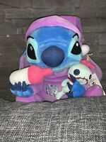 Stitch Bebe Baby Mega Soft Peluche Disneyland Paris Neuf  Plush