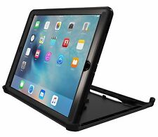 "OtterBox Defender Series Case w/ Stand for iPad Pro 9.7"" - Black / Black NEW"