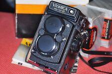 Yashica mat-124 G medio formato SLR imballo originale con wide e tele