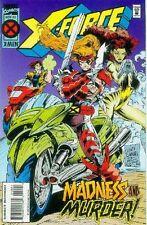 X-Force # 40 (USA, 1994)