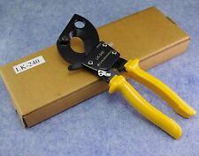 Cable Cutter Up To 240mm2 Wire Cutter Ratchet Cable Cutter