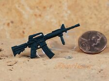 GI Joe 1:18 Action Figur 3.75 US Army Militär M4 Carbine RIFLE Colt AR15 G20_M