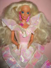 B421-Vieux Vintage secrets Hearts Barbie #7902 Mattel 1993 complet vêtements RAR