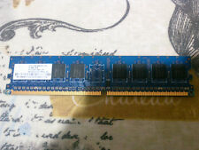 Memoria/Memory DDR2 512 MB PC2-4200 Non ECC 533Mhz Nanya NT512T64U88A0BY-37B