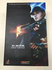 Hot Toys VGM 11 Resident Evil Bio Hazard Jill Valentine (B.S.A.A. Version) NEW