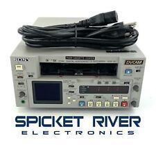 Sony DSR-25 DVCam Mini-DV Video Cassette Digital Recorder - READ