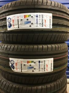 NEW NANKANG AS-2+ SPORT UHP CAR TYRES 275/35 ZR20 XL 102Y 275 35 20 2753520 C+A