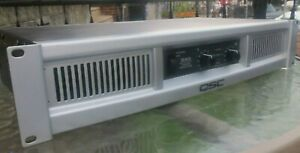 QSC GX5 Power Amplifier (Bids + Shipping OR Buy It Now = FREE SHIPPING!!!!!!!!!)