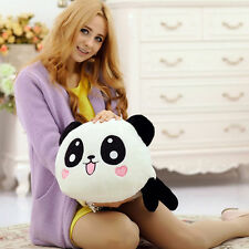 Cute Plush Panda Doll Toy Stuffed Animal Nap Pillow Cushion Bolster Xmas Gifts