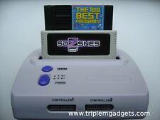 hd retro nintendo nes/snes zwei konsolen-spiele nes & super nes spiele-hdmi
