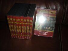 LOT10 DVD COLLECTION OFFICIELLE CHAPEAU MELON ET BOTTES DE CUIR SAISON 6 1968/69