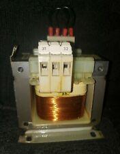 SIEMENS TRANSFORMER 4AM3495-OAA80-OC PRIMARY 460/230V SECONDARY 115V 50/60Hz