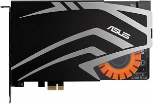 Gaming Soundkarte 7.1 Channel PCIe Sound Card Headphone Amp ASUS STRIX Soar