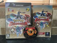 Pokemon Colosseum Nintendo Gamecube Game PAL Complete