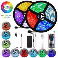 Rubans à LED 12V Etanche 10M IP65 300 LED 5050 RGB Multicolore avec Télécommande