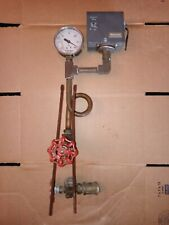 BOILER GAGE,SWITCH AND VALVES Steam Punk  ARTS & CRAFTS, METAL WORKING