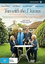 TEA WITH THE DAMES DVD - Judi Dench, Maggie Smith (Region 4) **NEW & SEALED**