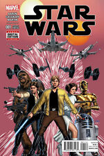 NEW MARVEL 2015 STAR WARS #1 4TH PRINTING PINK VARIANT SOLD OUT DARTH VADER