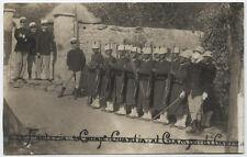 cartolina militare 29° FANTERIA 25° COMP. GUARDIA AL CAMPO DI GAVIRATE