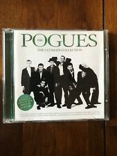 The Pogues - Ultimate Collection 2 CD With Bonus CD Live At The Brixton Academy
