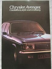 2014 14/' Chrysler Town /& Country Prestige Dealer Brochure 28pages MINT