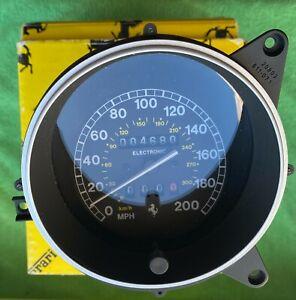 Ferrari F355 Speedometer Tacho Geschwindigkeitsanzeige 168193