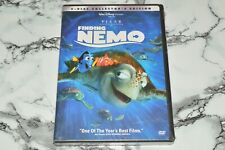 New - Finding Nemo - Collector's Edition (2-Disc Dvd Set) - Walt Disney Pixar
