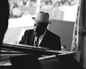 Thelonious Monk #234 Vintage Photography at the Monterey Jazz Festival.
