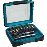 Makita P-79158 39 Piece Bit Set Ratchet Screwdriver Set
