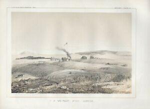"1853 (1856) ""U.S. Military Post, Benicia' [California]"