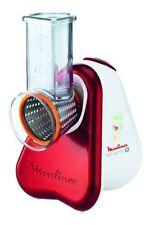 Moulinex Fresh Express Plus DJ756G chopper white-red