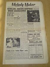 MELODY MAKER 1950 MAY 6 GERALDO HAMMERSMITH JACK PARNELL JACK SOLOMONS DURRANT
