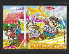 Jouet kinder puzzle 2D Die Top Ten Teddies 659223 Allemagne 1996 + étui +BPZ
