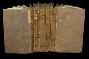 SAINT-FOIX ou SAINTFOIX - Essais historiques sur Paris. 1767. 5/5.