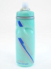 CAMELBAK PODIUM BIG CHILL BICYCLE WATER BOTTLE 21oz BPA FREE, Mint/Blue/Silver