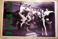 "Large Format Dance Art Poster of Katherine Dunham Dancers 1946  36"" x 24"""