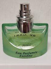 BVLGARI Eau Parfumee  Extreme Natural Spray 1 oz/30 ml. Discontinued for  women