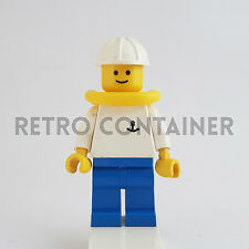 LEGO Minifigures - 1x boat006 - Mariner Sailor - Marinaio Omino Minifig Set 6541
