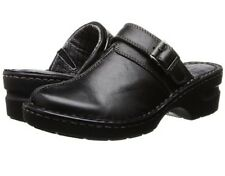 Women's Eastland Mae Mules Black Clogs Size 7 M  EUR 37.5 New Free Shipping