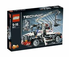 LEGO Technic 8071 SERVICE TRUCK NUOVO OVP _ bucket TRUCK NEW MISB NRFB