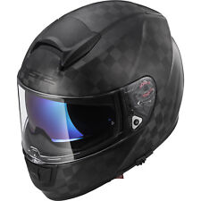 LS2 FF397 VECTOR CT2 MATT CARBON LARGE, inc SUN VISOR & FREE ANTIFOG RRP £269.99