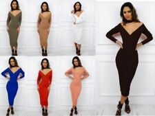 Clubwear Party Long Sleeve Dresses for Women