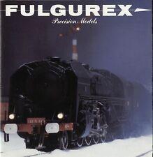 catalogo FULGUREX 1994 Precision Models N HO HOm O Om I Aster Live Steam  D F bb