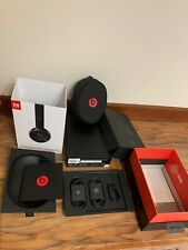 Beats by Dr. Dre Solo 3 Wireless Headphones Black Empty Box Only -  Original Box
