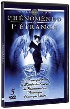 Phénomènes de l'étrange 5 DVD: Les Anges Gardiens/Le Monde des Esprits - NEUF