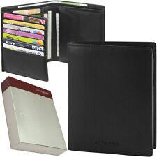 Samsonite Men's Wallet Large, Leather Soft Wallet Purse