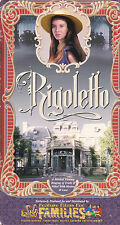 Rigoletto (VHS, 1993) Joseph Paur & Ivey Lloyd - Feature Films For Families- OOP