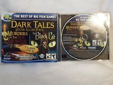 Best of Big Fish Games: Dark Tales -- Edgar Allan Poe's Murders in the Rue Morgu