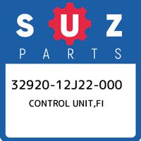 32920-12J22-000 Suzuki Control unit,fi 3292012J22000, New Genuine OEM Part